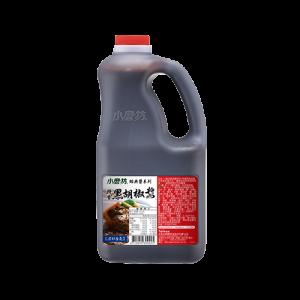 小磨坊特香黑胡椒醬2.3KG