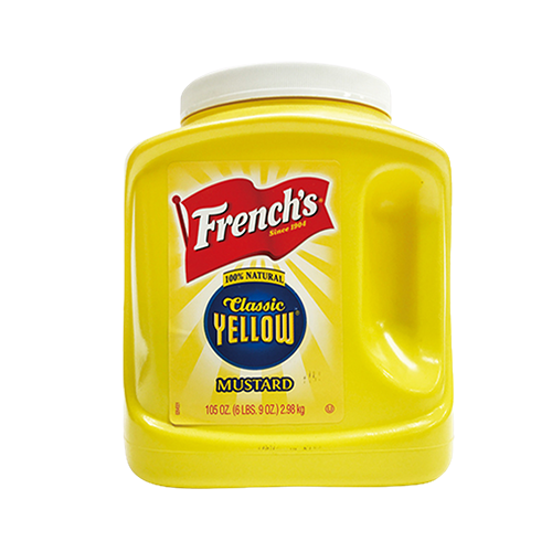 French's 芥末醬