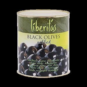 Liberitas無籽黑橄欖425g