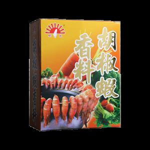 新光胡椒蝦香料600g