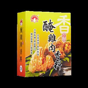 新光醃雞肉粉1斤
