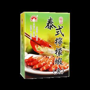 新光泰式檸檬蝦(魚)300g
