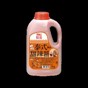 憶霖泰式甜辣醬3kg