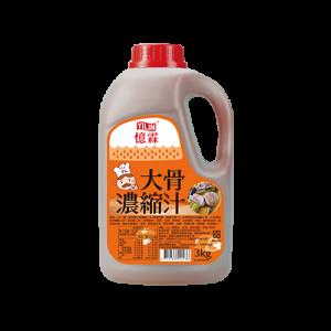 憶霖大骨汁3kg(客訂)