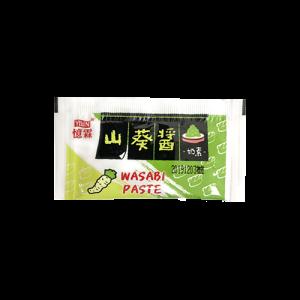 憶霖山葵醬包5g(500入)