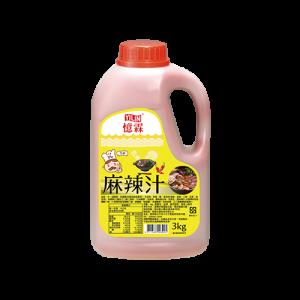 憶霖麻辣汁3kg