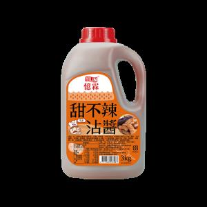 憶霖甜不辣沾醬3kg(客訂)