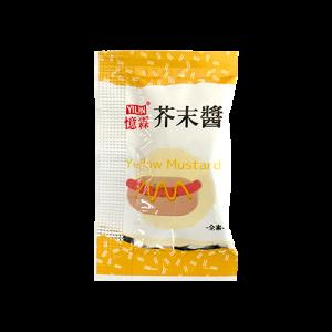 憶霖黃芥末醬包6g(200入)(客訂)