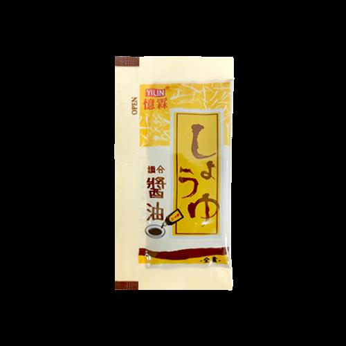 憶霖醬油包6G(500入)(客訂)