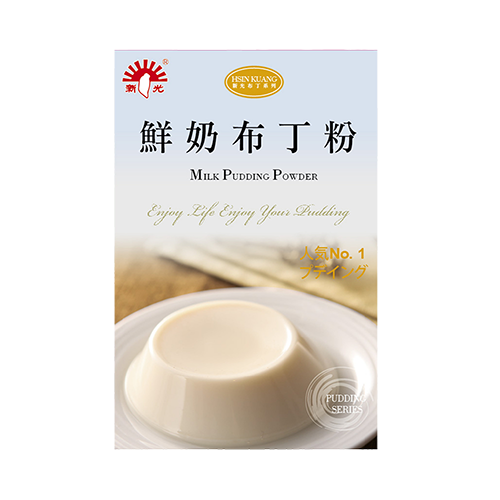 親子烘焙-新光鮮奶布丁粉105g
