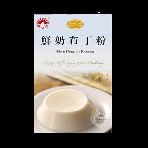 新光鮮奶布丁粉105g
