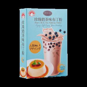 新光珍珠奶茶布丁粉100g