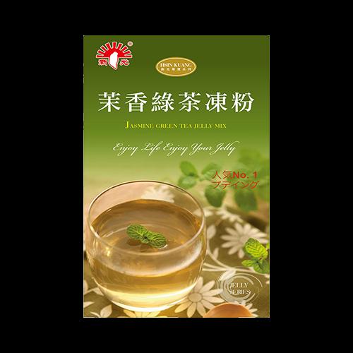 親子烘焙-新光茉香綠茶果凍粉105g