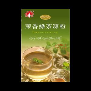 新光茉香綠茶果凍粉105g