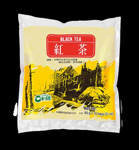 卡薩紅茶60G(10小包)