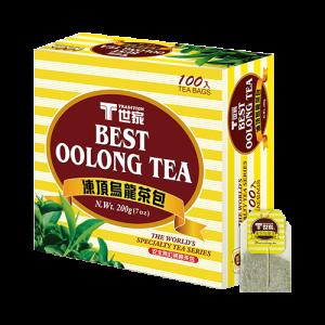 世家凍頂烏龍茶包簡易包(100入)