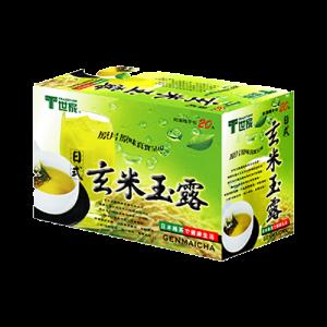 世家原片玄米茶包2.8G(20入)