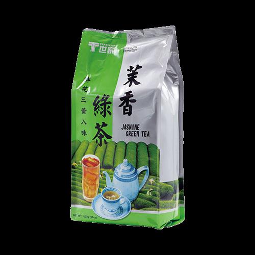 世家茉香薰綠茶1斤