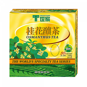 世家桂花釀茶包2g(50入)