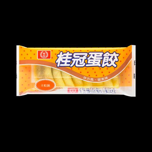 桂冠蛋餃104g(8粒裝)