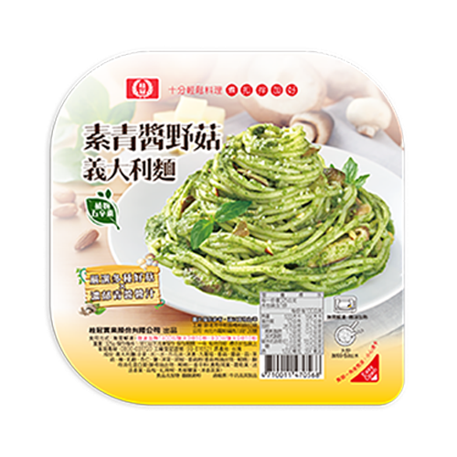 桂冠素青醬野菇義大利麵325g