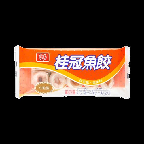 桂冠魚餃90g(10粒裝)
