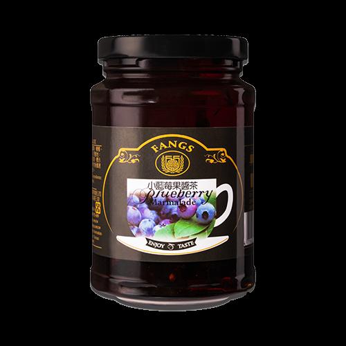 方氏小藍莓果茶醬400G