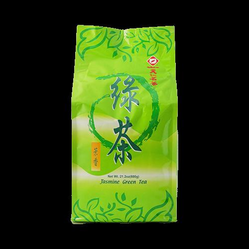 天仁茉香綠茶600G