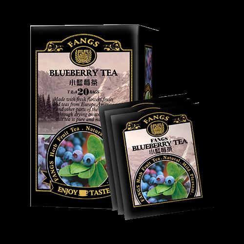方氏小藍莓茶包20入
