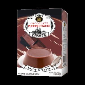 方氏天然巧克力布丁粉200g(2入)